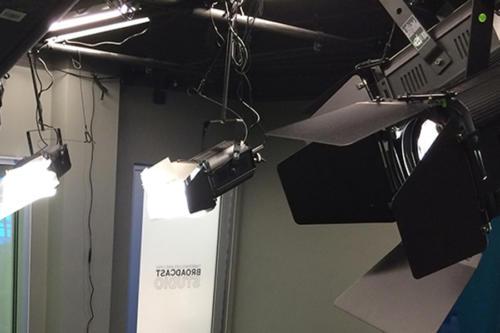 MN Timberwolves Broadcast Studio
